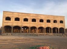 بناية مساحتها 700 متر مربع