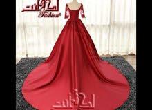 فستان محضر للبيع هاتف 0925644667