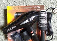 Hair Dryer Pro + Ceramic Brush Brand New