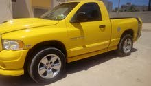 Automatic Yellow Dodge 2005 for sale