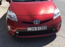 Automatic Red Toyota 2015 for sale