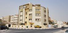للايجار شقة بالوكرة بعمارة غرفتين وصالة وبلكونه