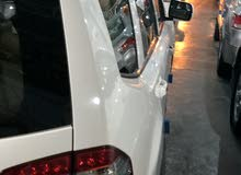 White Kia Mohave 2012 for sale