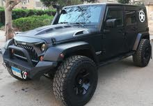 Automatic 2020 Wrangler for rent
