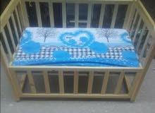 سرير اطفال جديد بسعر مصنع
