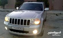 Silver Jeep Cherokee 2008 for sale
