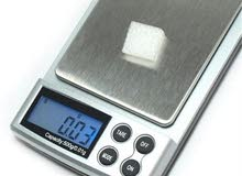 ميزان رقمي محمول digital pocket scale