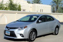 Grey Toyota Corolla 2015 for sale