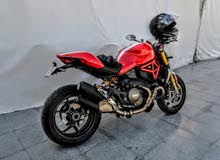 Ducati 1200s Stripe