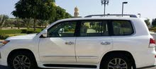 Used condition Lexus LX 2014 with  km mileage