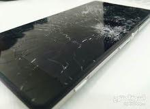 مطلوب سوني z3 مكسور شاشه