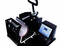 مكبس حراري للطباعة على الكوب(الكلاص)