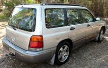 For sale Forester 1999