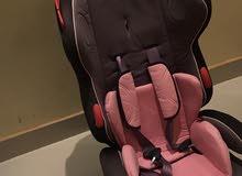كرسي سيارة للاطفال من سن سنة الى 5 سنوات