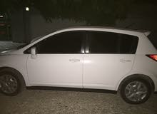 2011 Used Tiida with Automatic transmission is available for sale