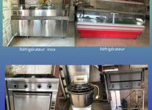 معدات مهنية مطاعم