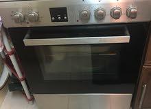whirlpool oven , ceramic electric 60 cm