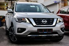 For sale Nissan Pathfinder car in Amman