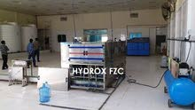 USED RO PLANTS with 1 year warranty