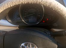 Toyota Yaris 2015 For sale - Brown color