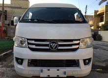 Available for sale!  km mileage Foton Gratour 2017