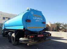 مركبة نقل مياه  5000 جالون