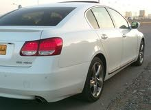 Lexus GS460 2008 فل ابشن حالة الوكالة