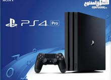بلايستيشن 4 برو للبيع مستعجل PS4 PRO