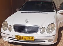 For sale 2004 White E 320