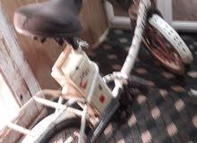 دراجه شحن كهربا بحاله جيده