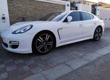 White Porsche Panamera 2011 for sale