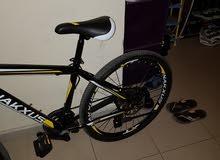 دراجة NAKXUS  بحالة ممتازة