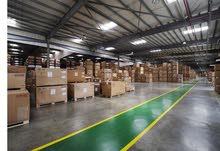 ورش مصانع مستودعات
