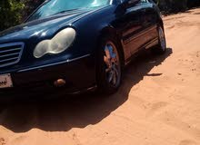 condition Mercedes Benz C 200 2004 with  km mileage