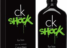 CK One Shock by Calvin Klein - Perfume for Men, 200 ml - EDT Spray - عطر كافين ك