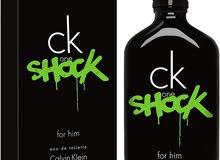 CK One Shock by Calvin Klein - Perfume for Men, 200 ml - EDT Spray - عطر كافين ك