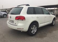 2004 Used Touareg with Automatic transmission is available for sale
