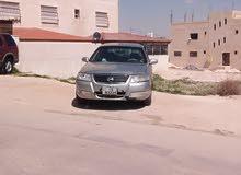سياره نيسان صني 2009 لون ذهبي مميز للبيع بسعر حرررررررق