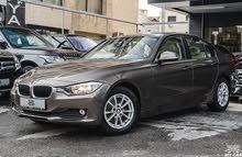 2014 BMW 316i