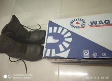 حذاء سيفتي جديد للبيع