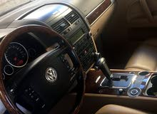 Volkswagen Touareg 2009 For sale - Black color