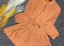 ثوب نساءي طويل وجميل بسعر مناسب
