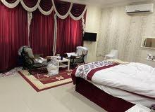 1 bhk fully furnished/ مفروشة