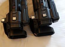 camera Video pansoinc japan NEW