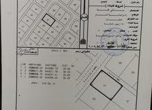 للبيع ارض سكنية زاويه في العامرات النهضة 14