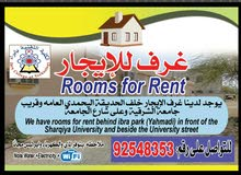 Rooms for rent Ibra Al-Yahmadi, near Technical College