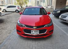 USA Chevrolet Cruze 2016 1.6L Turbo for sale