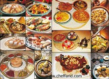 مدربة محترفة مغربية الجنسية لتلقين اصول المطبخ المغربي.