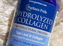 puritan's pride Hydrolyzed Collagen 180 tablets