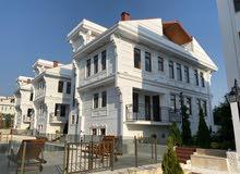 فيلا عرض خيالي للبيع باطلالة بحرية في اسطنبول